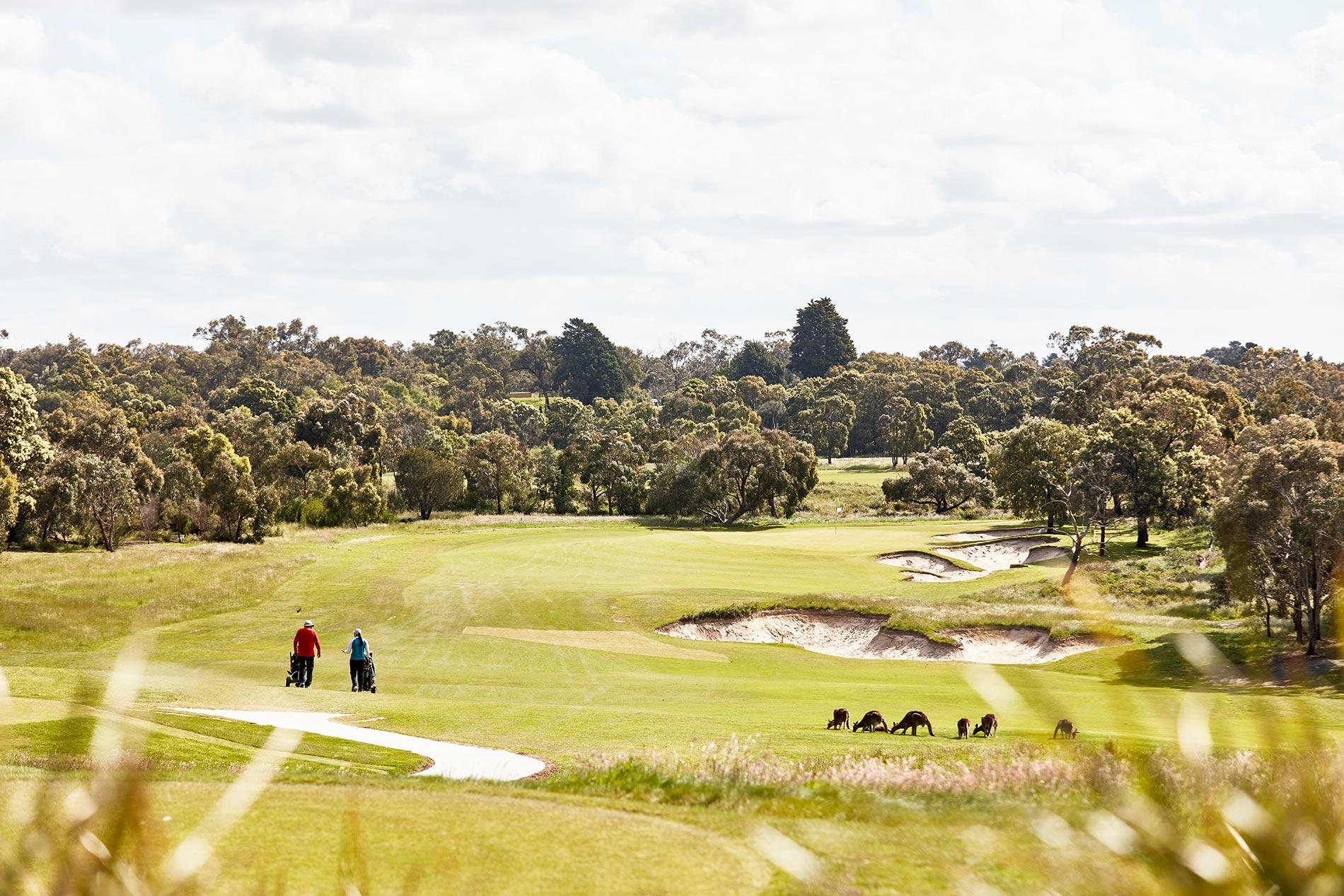 Botanic Ridge Golf Course